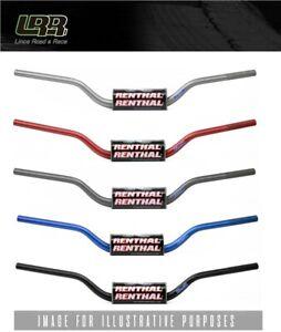 RENTHAL FATBAR HANDLEBARS GOLD FITS KTM 690 DUKE 2012-2013 BAR PAD