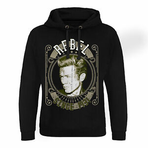 Hoodie xxl James desde Epic S de Dean Black 1931 oficial Rebelde Licencia Sizes pqHBUwS