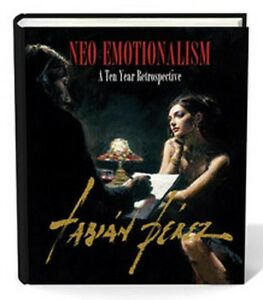 Fabian-Perez-Neo-Emotionalism-New-Open-Edition-Hardback-Book