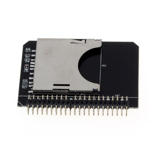 Sintech SD//micro sd Memory card to 2.5 44pin IDE Adapter reader