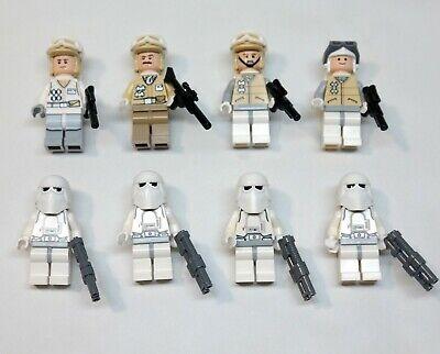LEGO STAR WARS Minifigure HOTH REBEL TROOPER From Set 7749