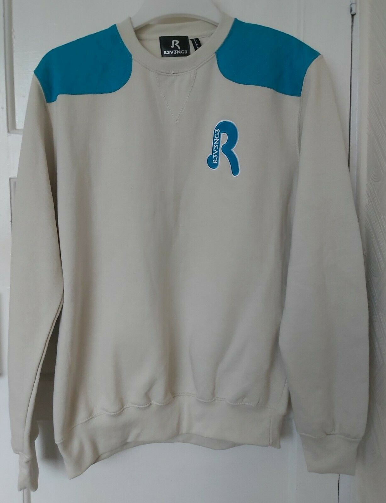 Mens Revenge Tracksuit Large sportswear active casual formal