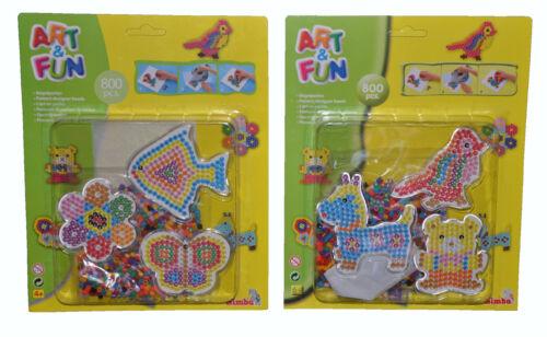 800 Bügelperlen Art/&Fun Der Marke Simba Toys