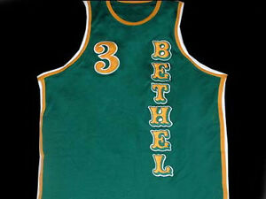 Image is loading ALLEN-IVERSON-BETHEL-HIGH-SCHOOL-BASKETBALL-JERSEY-QUALITY- 13747a512470