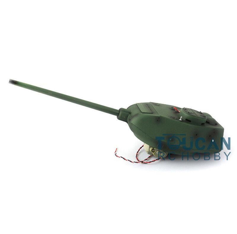 HengLong 1/16 Russian T34-85 RC Tank 3909 Plastic Turret W/ BB Shooting Unit