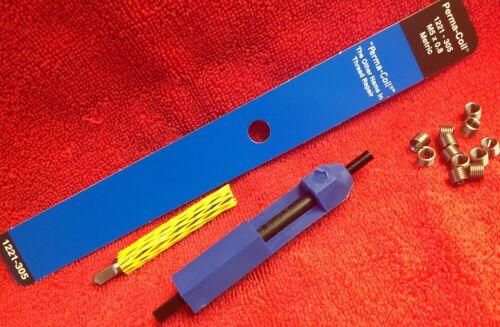 Perma Coil 1221-305 Metric Thread Repair Kit M5 x 0.8 MM USA MADE Free Shipping