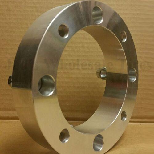 "Wheel SPACER KIT fits many Polaris ATV 4//156 to 4//156 1.5/"" Thick 10 x 1.25 Studs"