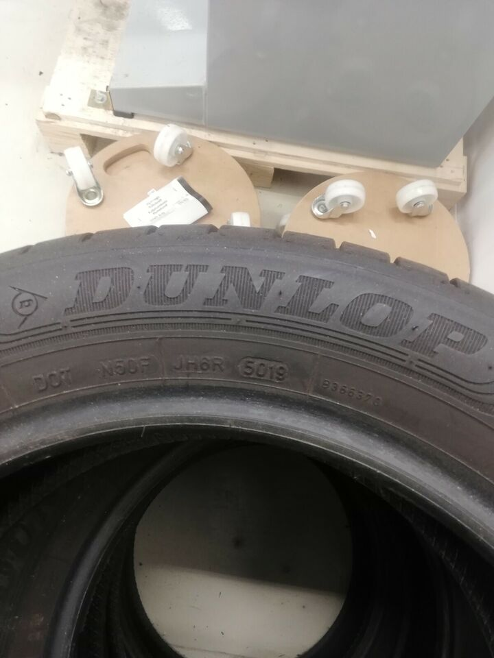 4 stk Dunlop 205 55 16