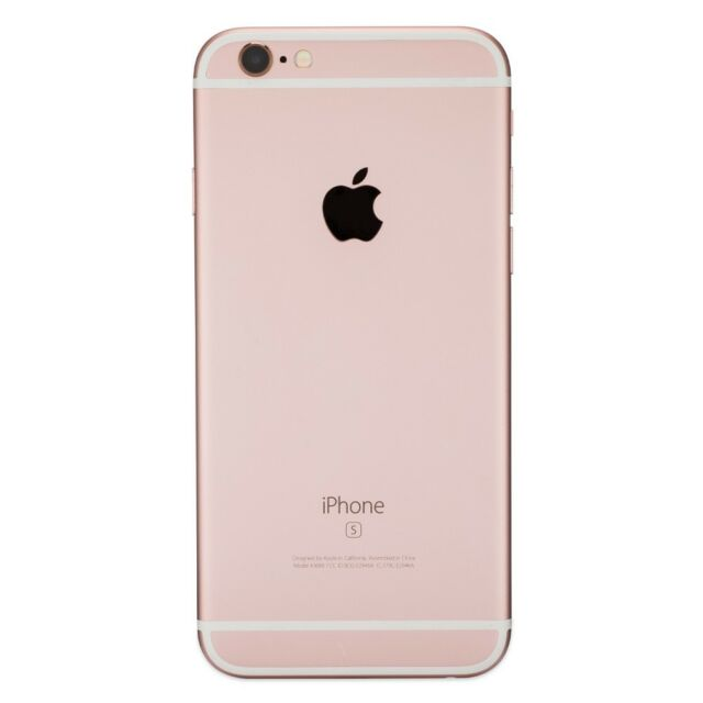 Apple Iphone 6s 32gb Rose Gold T Mobile A1688 Cdma Gsm For