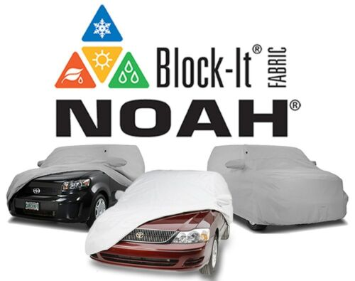Block-it NOAH Indoor//Outdoor Available in Gray Covercraft Custom Car Covers