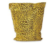 10x13 14x17 Inch Leopard Poly Mailers Shipping Mailing Cheetah Envelope Bags