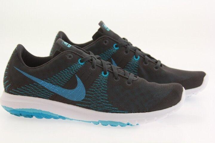 Nike Hombres Flex la furia Lagoon gris antracita Clearwater Azul Lagoon furia 22224b