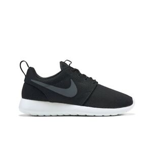 3bcb7067f4b0 Nike Roshe One (Black Anthracite-Sail) Men s Shoes 511881-010