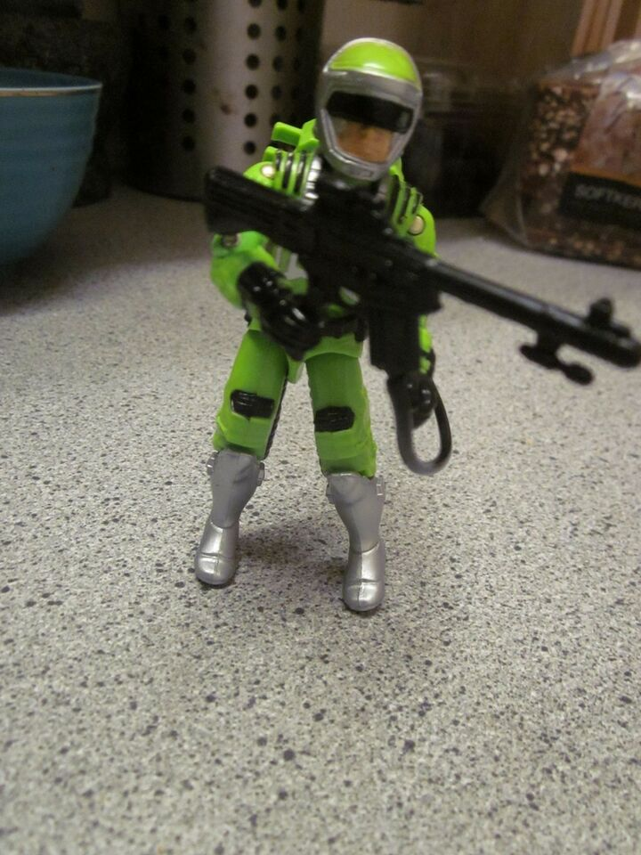 Sci-Fi, Action Force - G.I.Joe