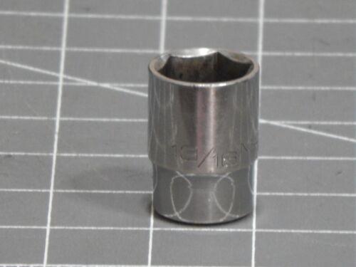 PICK ONE Matco 1//2 Dr Shallow Socket 11//16 3//4 13//16 15//16 10MM 13MM 19MM 6Pt