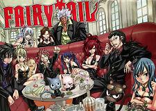 Poster A3 Fairy Tail Mafia