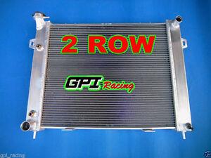 Aluminum Radiator Fits For 1993-1997 Jeep Grand Cherokee 1994 1995 1996 4.0L l6