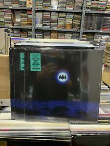 Batman LP Original Motion Picture Soundtrack Turquoise Vinyl Versiegelt 2021