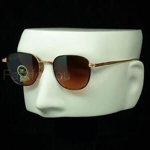 83924638f705 Details about John Lennon style Sunglasses Retro vintage glasses metal  frame lens blocking
