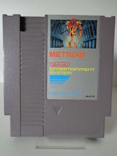 NES Spiel - Metroid (European Version) (PAL-B) (Modul)