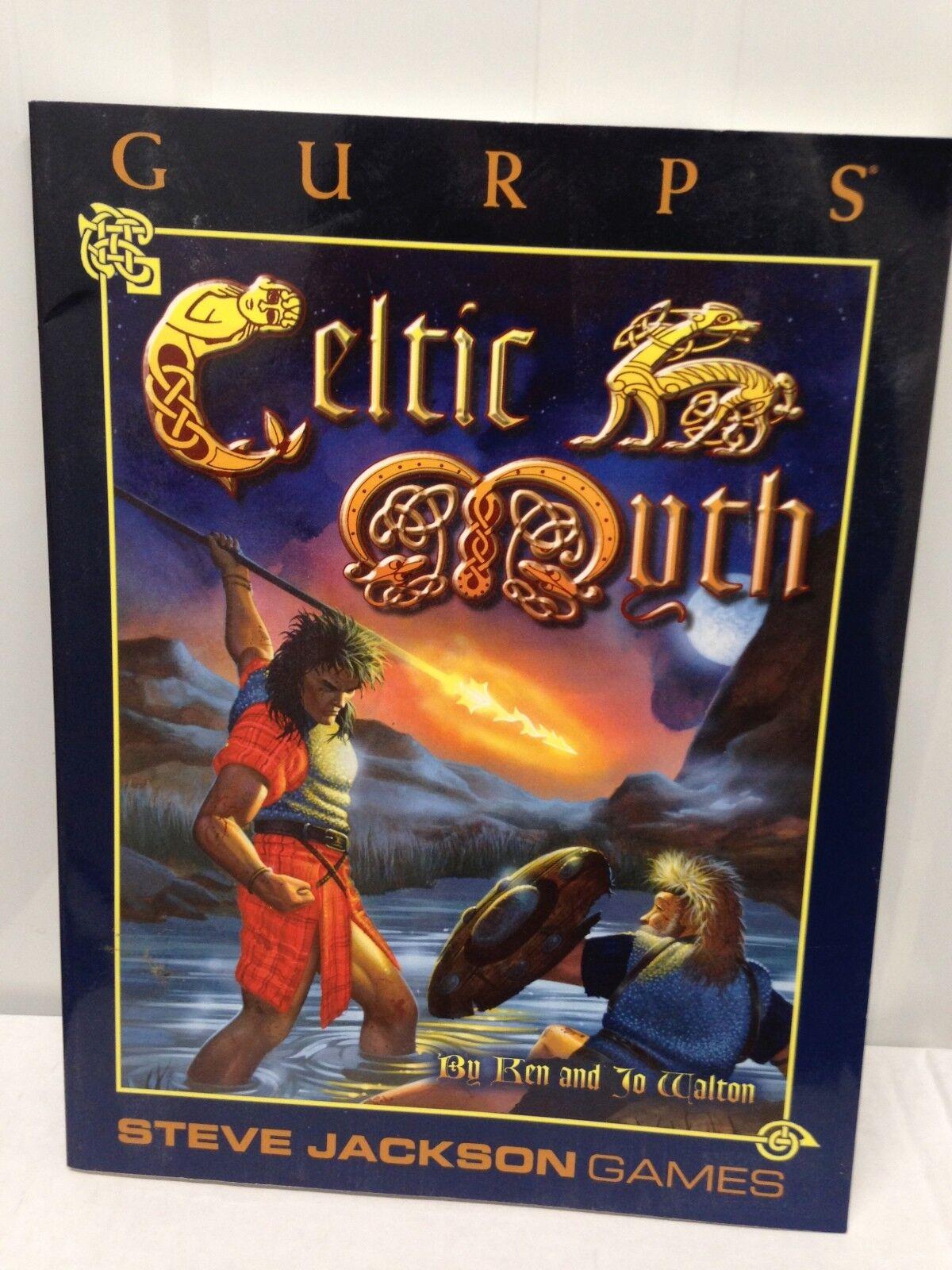 GURPS GURPS GURPS -Celtic Myth - New d95ef5