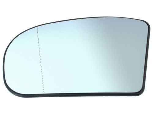 MIRROR GLASS HEATED LEFT FOR MERCEDES W203 C-CLASS 00-07 W211 E-CLASS 02-06