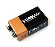 Duracell 9V Volt MN1604 Brand New Alkaline Battery