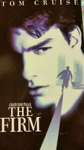 The-Firm-VHS-Tape-1996-Tom-Cruise