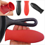 Iron Skillets Sleeve Grip Cover Tools Silicone Hot Handle Holder Potholder Cast