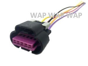 5 wire gm mass air flow sensor connector pigtail maf