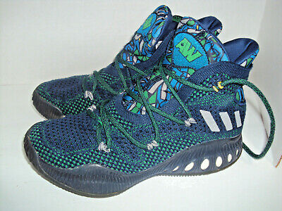 Adidas Crazy Explosive Primeknit Basketball Boost Andrew Wiggins Shoes 7 M youth | eBay