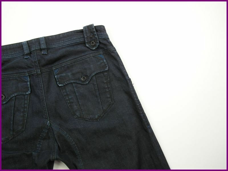 DIESEL SLYLOW 8AA 008AA JEANS 32x30 32 30 32x29,33 32 29,33 100% AUTHENTIC