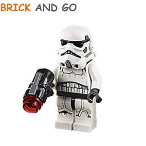 LEGO Minifigure Star Wars SW905 First Order Stormtrooper Blaster NEUF NEW