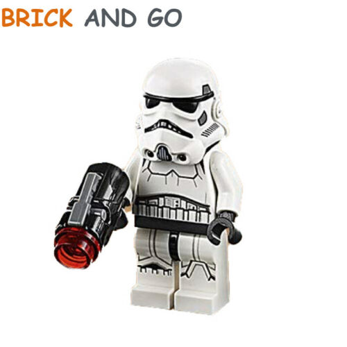 LEGO Minifigure Star Wars SW997B Stormtrooper Blaster NEUF NEW