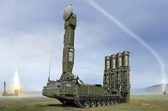 Trumpeter 09519 1 35 Russian S-300V 9A83 SAM