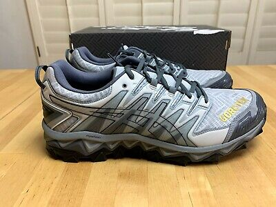 Details about NEW Asics GT 2000 2 G TX GreyBlueGreen Size 8 Running Waterproof Goretex GTX