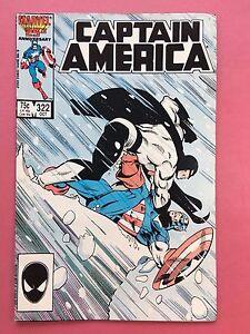 Captain-America-Marvel-Comics-322-Octubre-VG