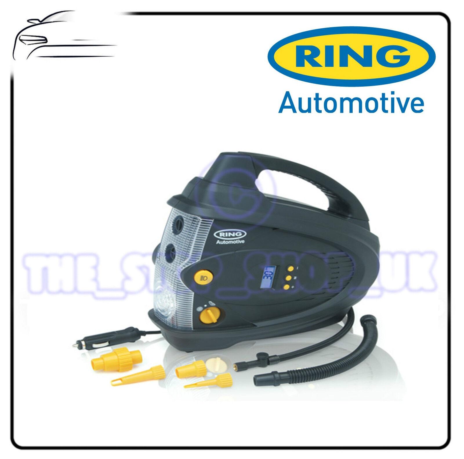 Ring Digital V Tyre Compressor