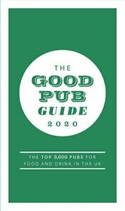 The-Good-Pub-Guide-2020-by-Fiona-Stapley-9781529103724-Brand-New