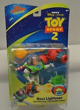 Toy Story 2 Original 1999 Disney Buzz Lightyear W/ Alien  New sealed