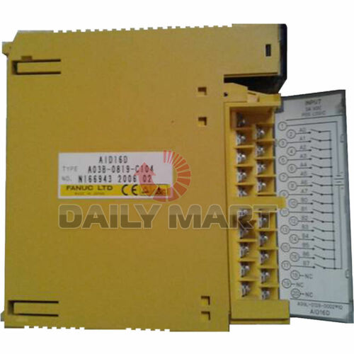 Used FANUC A03B-0819-C104