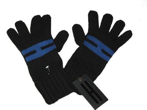 BNWT Black HENLEYS Knitted Winter Gloves