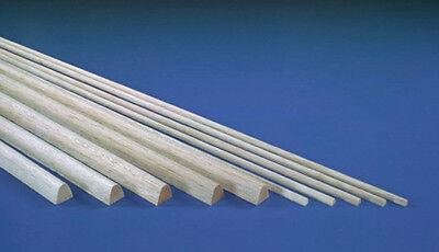 "Balsa Wood Sheet 1 x 3//8/"" Thick x 3/"" Wide x 36/"" Long Free UK Mainland Post"
