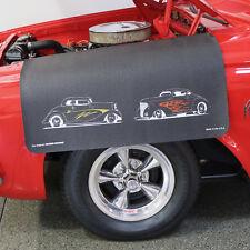 Chevrolet Hot Street Rods Fender Gripper Black Protective Fender Cover Fg2311