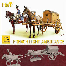 1:72 FIGUREN 8103 NAPOLEON FRENCH LIGHT AMBULANCE - HÄT