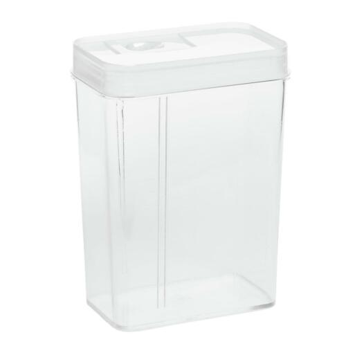 Maßbandbehälter Küchenbehälter Vorratsgefaß Lebensmittelbehälter Plastikbehälter
