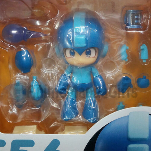 no.556 Action Figure JP Imported Good Smile Company Rockman Nendoroid Mega Man