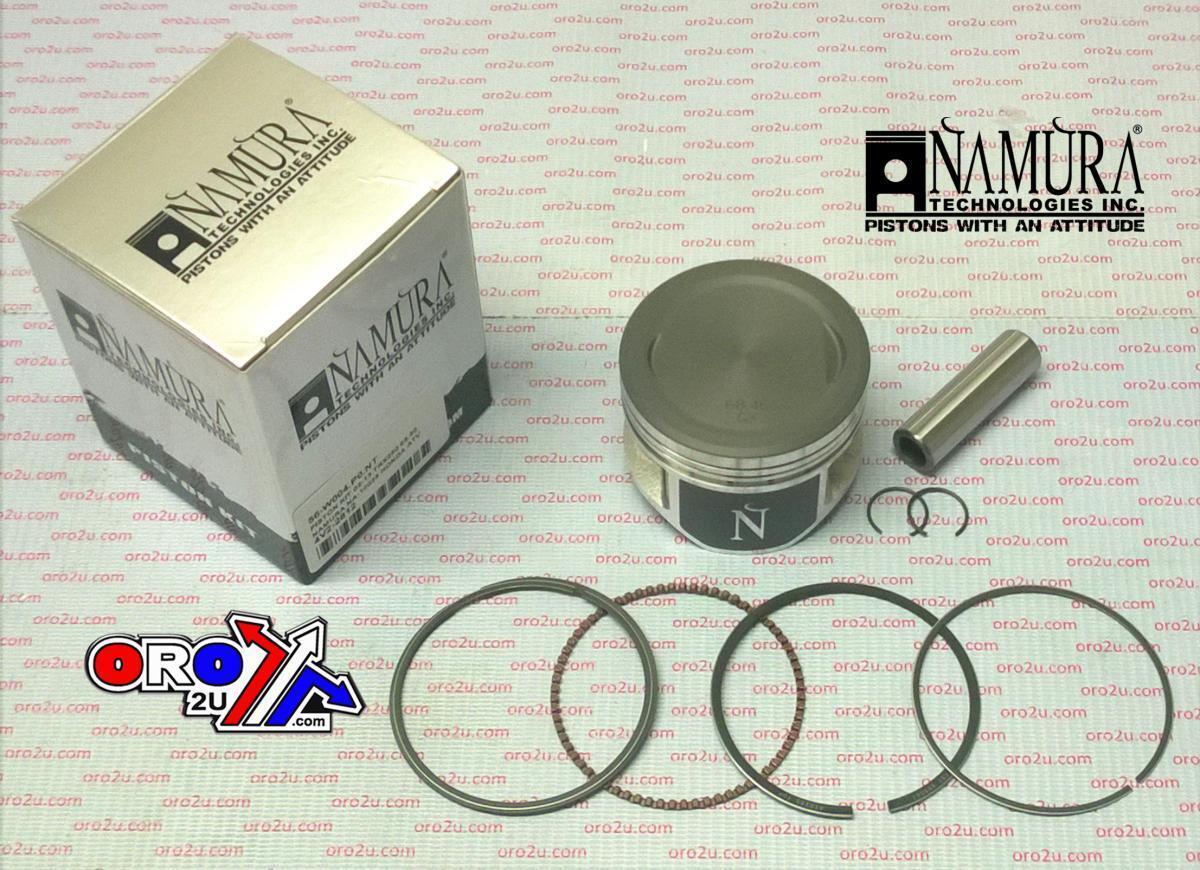 .010 Over Bore Piston /& Gasket Kit Honda TRX250EX TRX250X /& 250 RECON 68.75mm