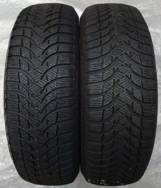 2 Winterreifen Michelin Alpin A4 175/65 R14 82T RA2358