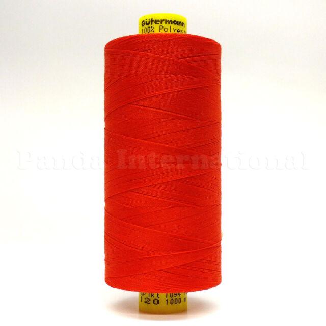 GUTERMANN Mara 120 100/% POLYESTER THREAD 1094 yard//spool Reg Sewing Color 663